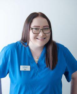 Emily B Dental Assistant
